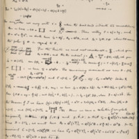 Mathematical fragments, being facsimiles of his unfinished papers relating to the theory of graphs