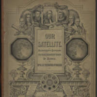 Our Satellite. A Selenography according to the present state of science / by Dr. A. Le Vengeur d'Orsan